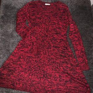 Bobbie Brooks Ladies Sweater Knit Dress.